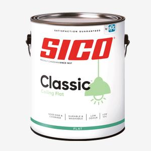 SICO<sup>®</sup> Classic<sup>™</sup> Ceiling Paint