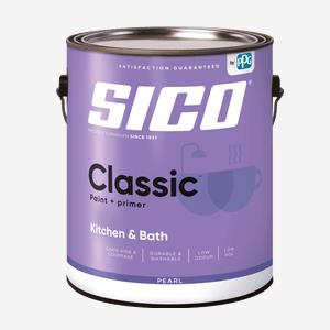SICO<sup>®</sup> Classic<sup>™</sup> Kitchen and Bath Paint