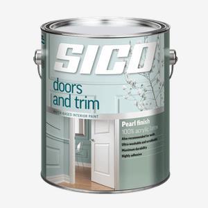 SICO<sup>®</sup> Doors and Trim Interior Paint
