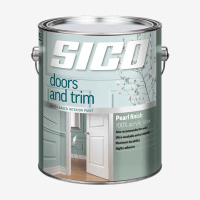 SICO<sup>®</sup> Doors and Trim Interior Paint
