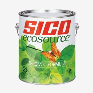 SICO<sup>®</sup> Ecosource<sup>®</sup> Flat for Ceilings Zero VOC interior Paint
