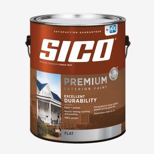 SICO<sup>®</sup> Exterior Paint Our Best Quality