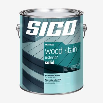 SICO<sup>®</sup> Exterior Solid Stain
