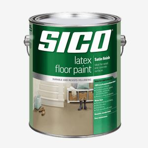 SICO<sup>®</sup> Floor Paint Interior and Exterior