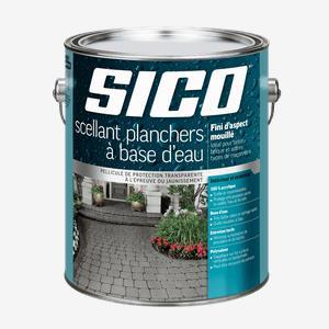 SICOᴹᴰ  Scellant pour planchers d'intérieur et extérieur