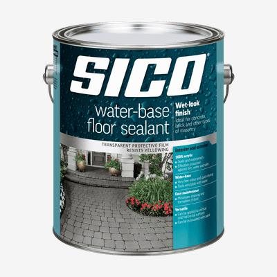 SICO<sup>®</sup> Floor Sealant Interior and Exterior