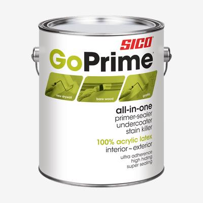 SICO<sup>®</sup> GoPrime<sup>®</sup> All-In-One Primer Interior and Exterior