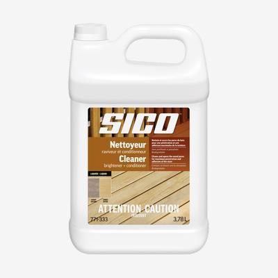 SICO<sup>®</sup> Liquid Cleaner, Brightener and Conditioner for Exterior Wood