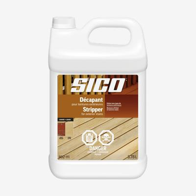 SICO<sup>®</sup> Liquid Stripper for Exterior Stain