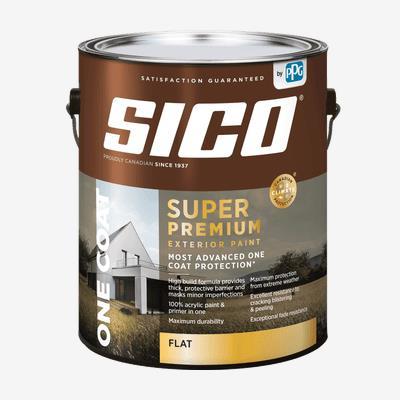 SICO<sup>®</sup> Super Premium Exterior Paint