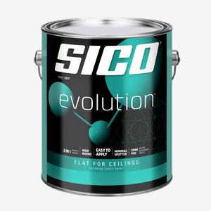 SICO Evolution<sup>®</sup> Flat for Ceilings Interior Paint