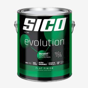 SICO Evolution<sup>®</sup> Interior Paint