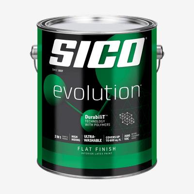 SICO Evolution<sup>®</sup> Interior Paint