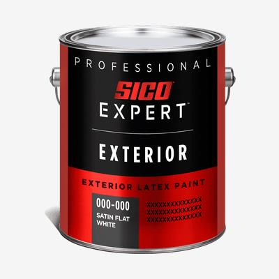 SICO Expert<sup>®</sup> 100% Acrylic Exterior Paint