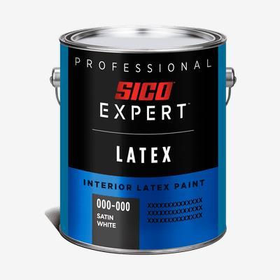 SICO Expert<sup>®</sup> 100% Acrylic Interior Paint