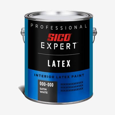 SICO Expert<sup>®</sup> Acrylic Latex Interior Paint
