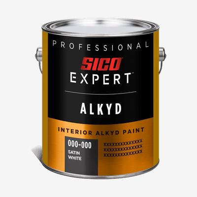 SICO Expert<sup>®</sup> Interior and Exterior Alkyd Antirust Paint