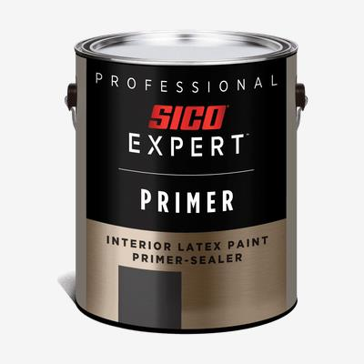 SICO Expert<sup>®</sup> Interior and Exterior Primer-Sealer and Undercoater 100% Acrylic Latex