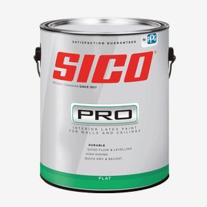SICO Pro<sup>®</sup> Interior Paint